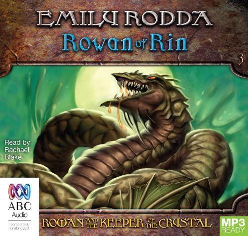 Rowan And The Keeper OfTheCrystal