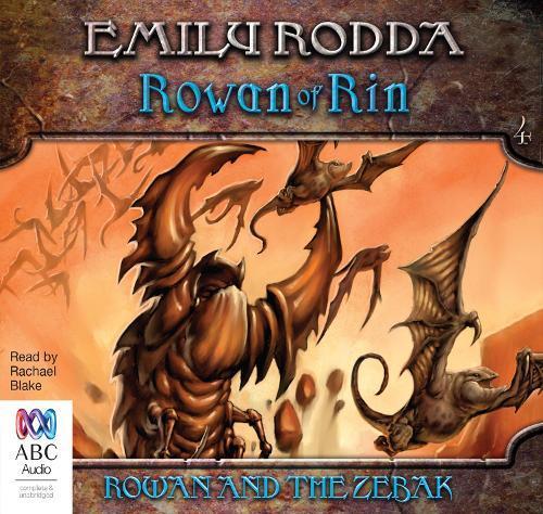 Rowan AndTheZebak