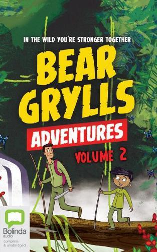 Bear Grylls Adventures: Jungle Challenge / Sea Challenge: Library Edition