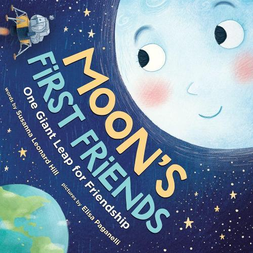 Moon's First Friends: One Giant Leap for Friendship