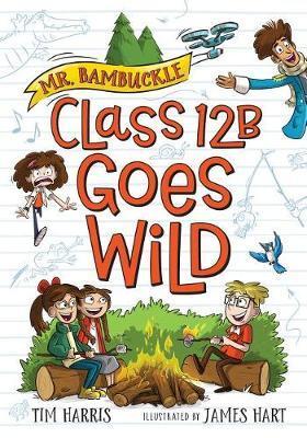 Mr. Bambuckle: Class 12bGoesWild
