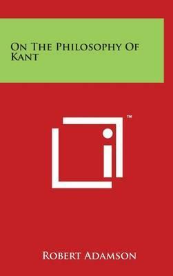 On the PhilosophyofKant