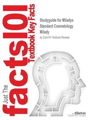 Studyguide for Miladys Standard Cosmetology by Milady,ISBN9781418049362