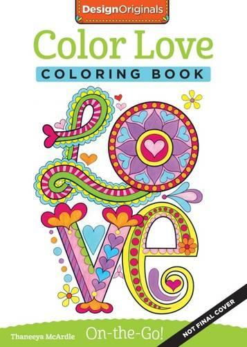 Color Love Coloring Book: PerfectlyPortablePages
