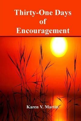 31 DaysofEncouragement