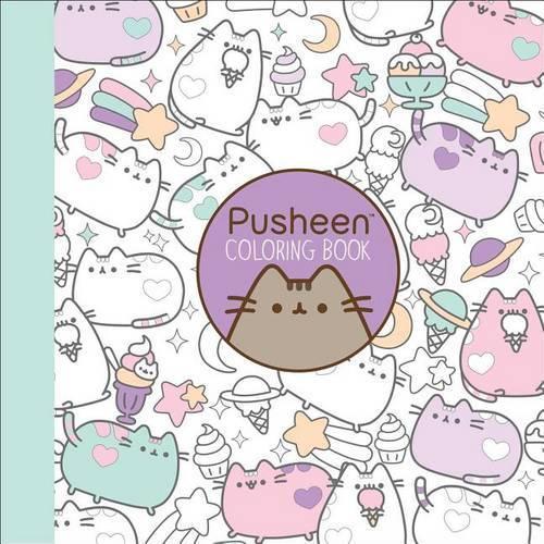 PusheenColoringBook