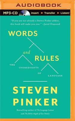 Words and Rules: The IngredientsofLanguage