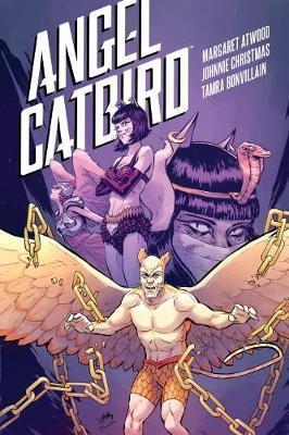 Angel Catbird Volume 3: TheCatbirdRoars