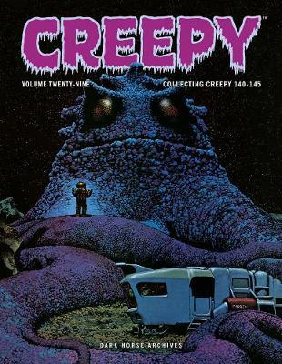 Creepy ArchivesVolume29