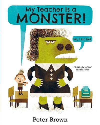 My Teacher is a Monster! (No, Iamnot)