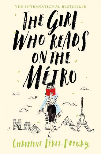 The Girl Who Reads ontheMetro