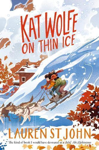 Kat Wolfe on Thin Ice