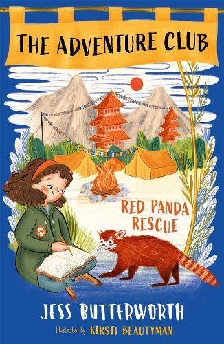 The Adventure Club: RedPandaRescue
