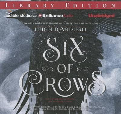 Six of Crows: Library Edition
