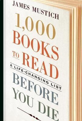 1000 books to read before you die poster