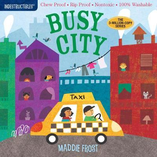 Indestructibles:BusyCity