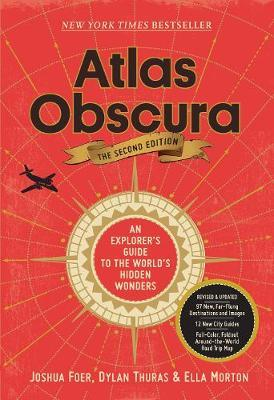Atlas Obscura(2ndEdition)