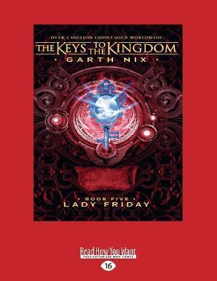 The Keys to the Kingdom (bk 5):LadyFriday