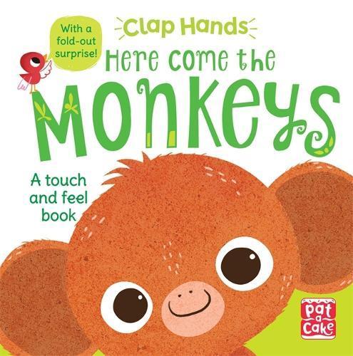 Clap Hands: Here CometheMonkeys