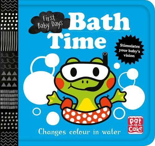 First Baby Days:BathTime