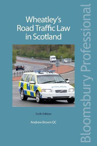 Wheatley's Road Traffic LawinScotland
