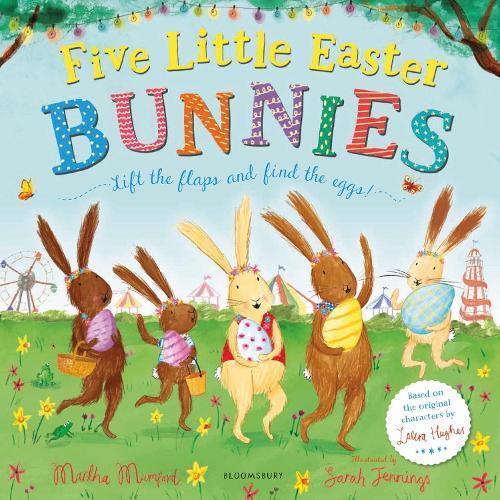 Five LittleEasterBunnies