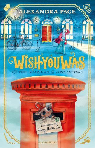 Wishyouwas: The tiny guardian of lost letters
