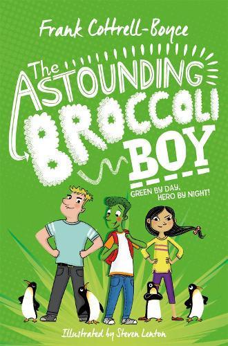 The AstoundingBroccoliBoy