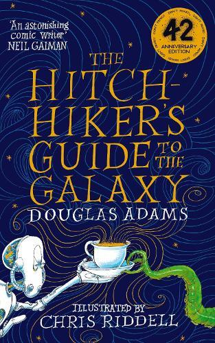The Hitchhiker's Guide to the Galaxy:IllustratedEdition