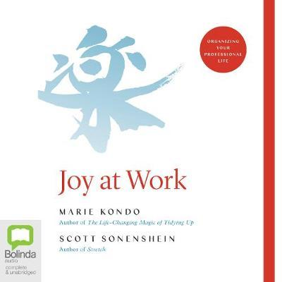 Joy At Work: The Life-Changing Magic of Organizing Your Working Life