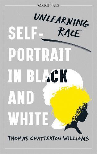 Self-Portrait in BlackandWhite