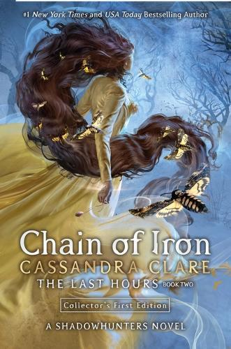 Chain of Iron (The Last Hours, Book 2)