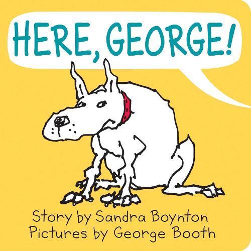 Here,George!