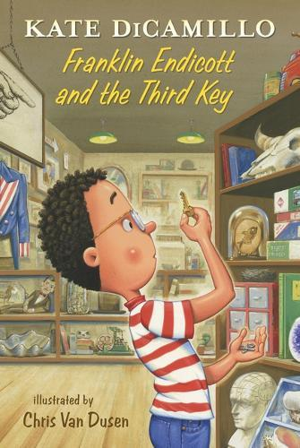 Franklin Endicott and the Third Key: Tales from Deckawoo Drive,VolumeSix