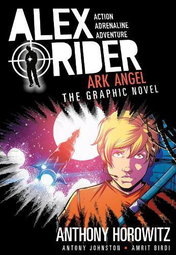 Ark Angel: An Alex RiderGraphicNovel