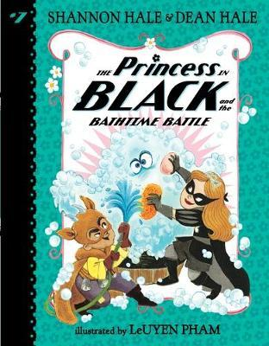 The Princess in Black and theBathtimeBattle