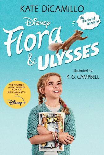 Flora & Ulysses:Tie-inEdition