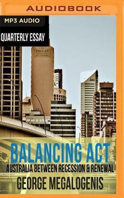 Balancing Act: Australia Between Recession&Renewal