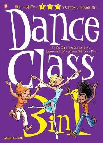 Dance Class 3-in-1(Book1)