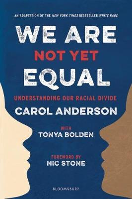 We Are Not Yet Equal: Understanding OurRacialDivide