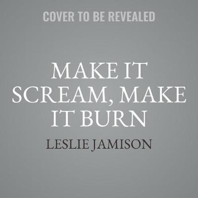 Make It Scream, Make ItBurn:Essays
