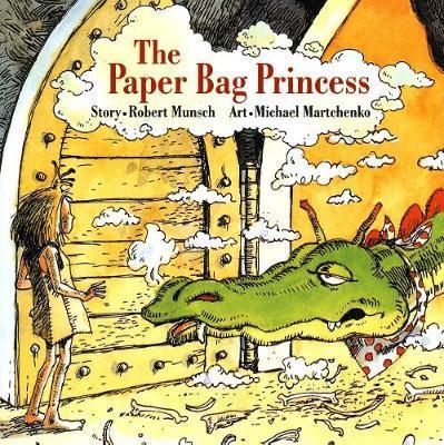 The PaperBagPrincess