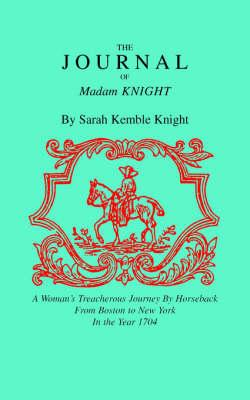 The Journal ofMadameKnight