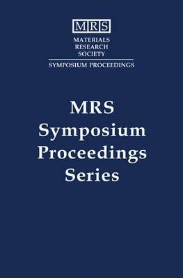 Microcrystalline and Nanocrystalline Semiconductors:Volume358
