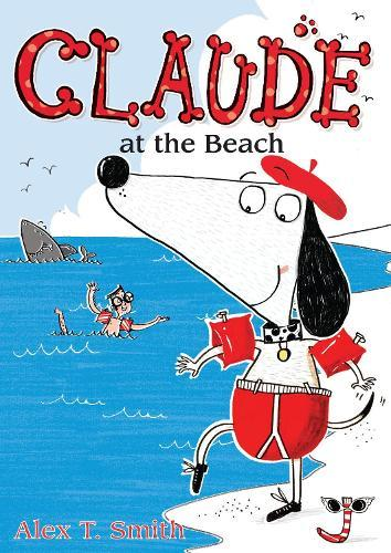 Claude attheBeach