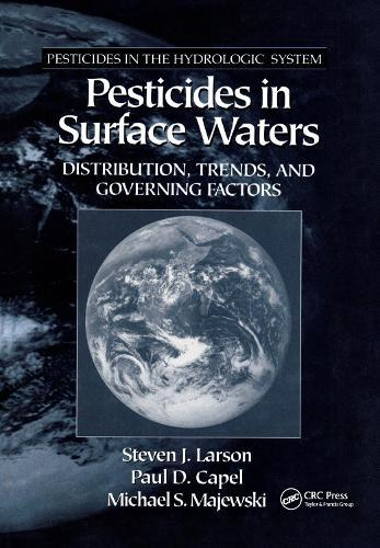 Pesticides in Surface Waters: Distribution, Trends, andGoverningFactors