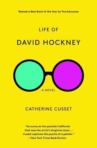 Life Of David Hockney:ANovel