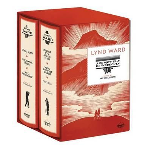 Lynd Ward: Six NovelsinWoodcuts