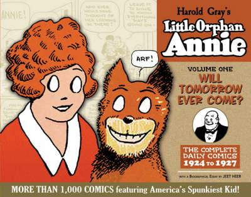 Complete Little Orphan Annie Volume 1