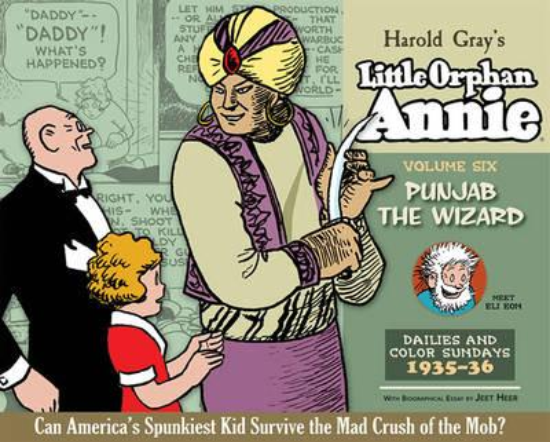 Complete Little Orphan Annie Volume 6